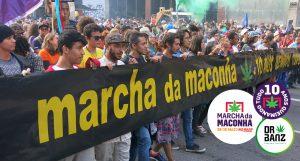 Marcha da Maconha SP 2018