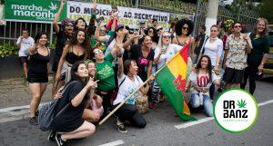 Marcha da Maconha Santo André 2018