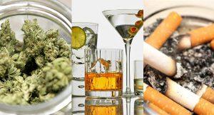 Maconha X Álcool X Tabaco