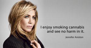 Hollyweed Banzers - Jennifer Aniston
