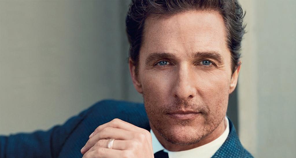 Hollyweed Banzers - Matthew McConaughey