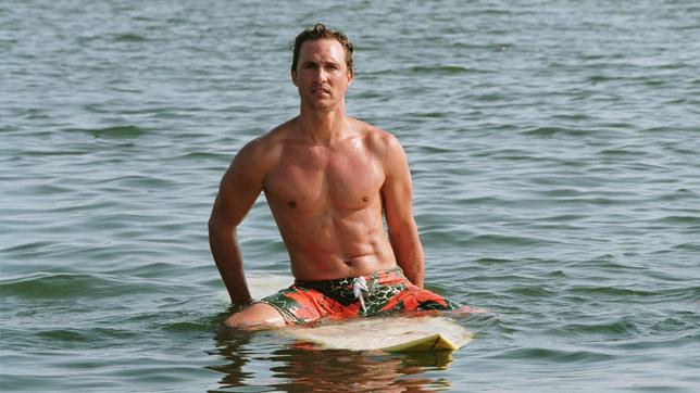 Matthew McConaughey - Dr Banz