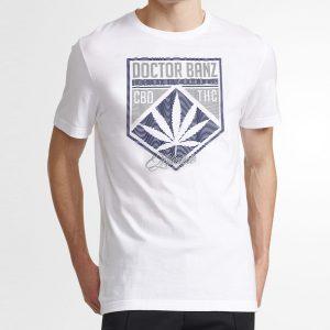 T-Shirt-Cannabic-Lifestyle-Branca