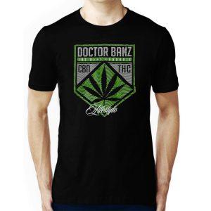 T-Shirt-Lifestyle-Preta