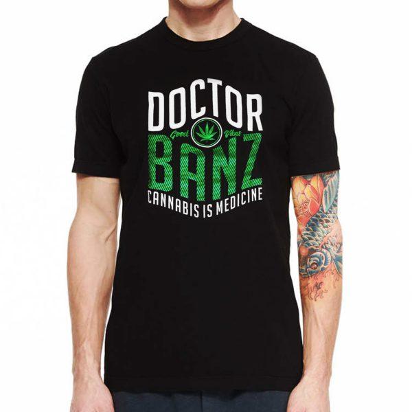 Cannabis is Medicine Preta