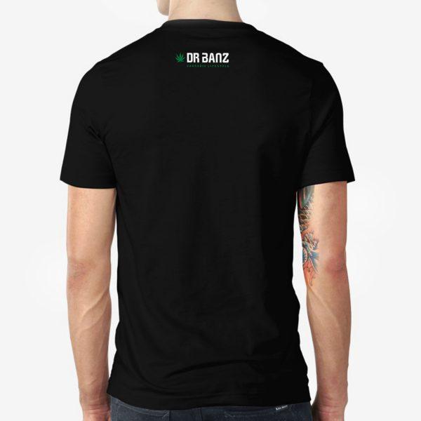 T-Shirt-Medicine-Preta