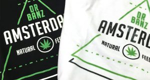 Dr Banz Amsterdam Stoned Collection