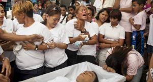 Rodrigo Duterte Filipinas Guerra às Drogas