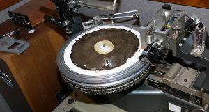 Disco do Slightly Stoopid feito de hash