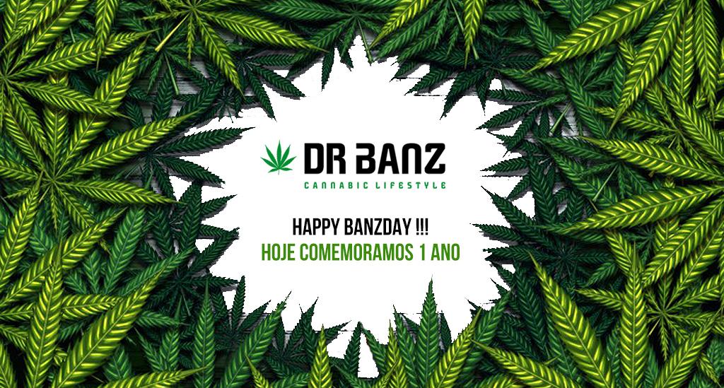 Happy BanZDay -1 ano de Dr Banz