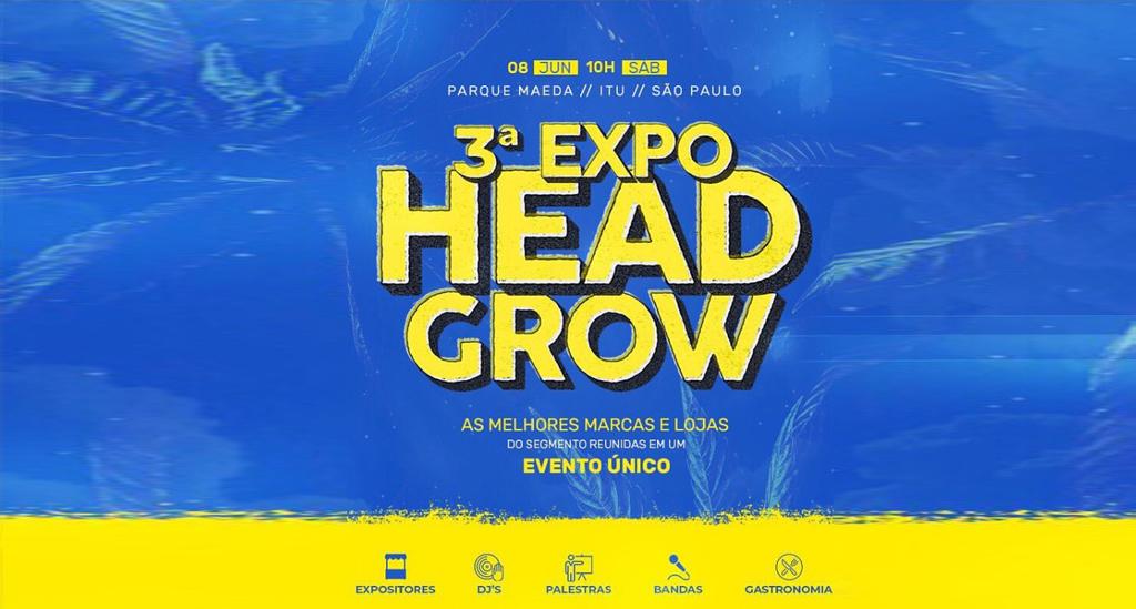 Dr Banz - III Expo Head Grow