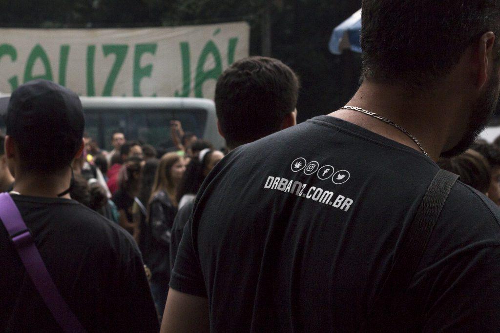 Dr Banz - Um olhar artístico sobre a Marcha da Maconha