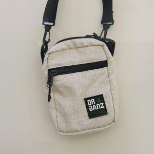 Shoulder Bag Hemp Dr. Banz