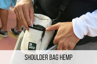 Shoulder Bag Hemp Box - Post What's Growing in Grandma's Garden