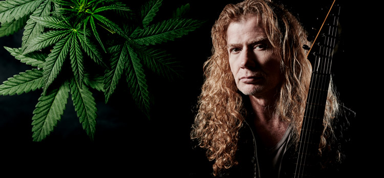 Dr Banz - Dave Mustaine - Maconha Metal