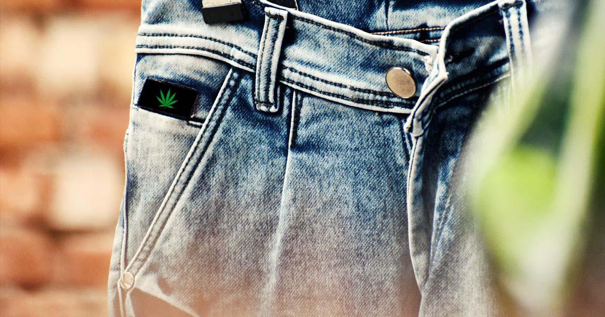 Dr Banz - Jeans de Canhamo