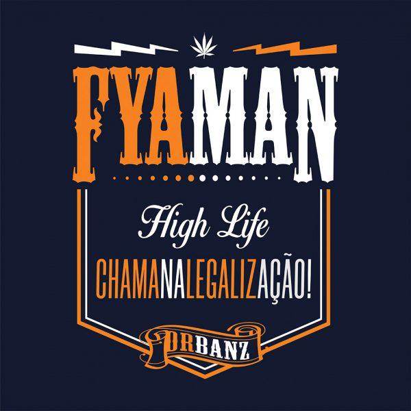 Fyaman Collection - Legalização - Estampa