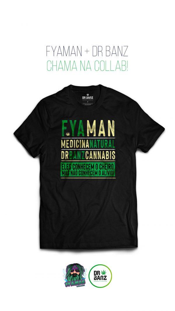 Fyaman Collection - Medicina Natural - Camiseta